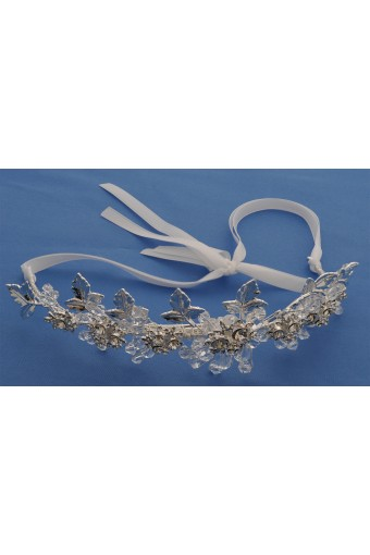 Crystal Rhinestone Wedding Bridal Prom Party Headband Hair Tiara Jewelry